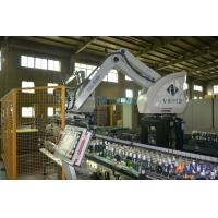 China Robotic Bag Palletizer Improve Production Efficency Bag Stacker Machine MJ160 on sale