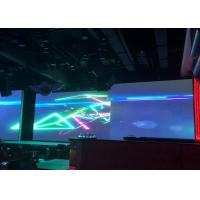 P3.91 video led panels full color rental led display screen for stage or event Manufactures