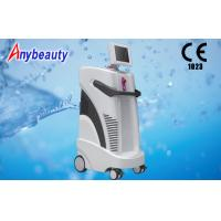 Permanent Long Pulse Laser Hair Removal for dark skin beauty equipment Manufactures