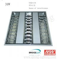 2012 18W / 40W / 72W, AC100V - AC240V LED Panel / Dimmable LED Light for factories, office Manufactures