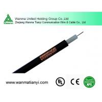 Quality Rg11 Solid Copper Coaxial Cable for CATV for sale