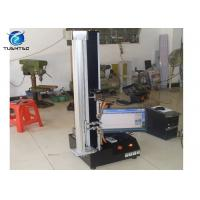 Electronic Single Column Tensile Testing Machine Computer Controlled For Compression Test Manufactures