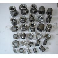 """Stainless Steel Forged Fittings, Nickel Alloy  , Carbon Steel forged fitting, NPT,1"""" 3000#,A182 /A105 B16.11 Manufactures"""