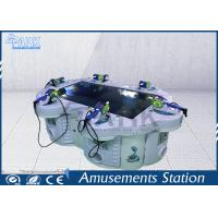 850W Upgrade Thump Shooting Fish Hunter Game Machine Simulator Manufactures