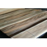 Quality Chipboard Sliced Cut Natural Birch Two Color Wood Veneer Engineered for sale