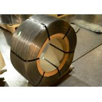 High Carbon Steel C1045 - C1085 Copper / Galvanised Coated steel wire Manufactures