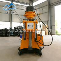 XY-3 Diesel Power Water Well 600M Soil Survey Drilling Rig On Sale Manufactures