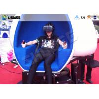 China New 9d Vr Cinema Riding 360 Interactive Game Simulator Machine on sale