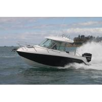 Outboard Sport Motor Boat  Low Maintanance Moulded Cabin Linning Manufactures