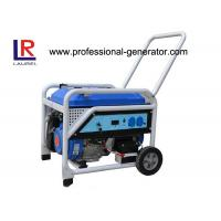 China 190F Gasoline Electric Generator 6.5kw with AVR , Easy Starting and Installing on sale
