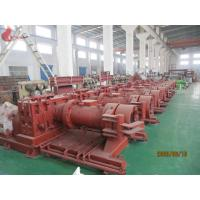 Silicagel Impurity Filtrating Silicone Rubber Strainer Extruder Machine with Cooling water Manufactures