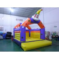 China Funny Inflatable Bouncer / Inflatable Castle Combo For Kids Play Manufactures