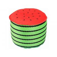 Watermelon Shape Small Modern Inflatable Camping Furniture Sofa For Kid Manufactures