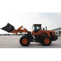 Quality Flexibility Front Wheel Loader , Front End Loader Long Service Life for sale