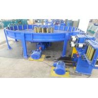 Galvanized Steel Strip Welded Straight / Square Pipe Mill Line ZG50 Manufactures