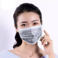 China Outside Activated Carbon Dust Mask Odorless Resist Bacteria / Other Microbe on sale