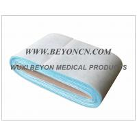 Home Healthcare Cohesive Blue Foam Bandages CE Approved And Water Resistant Manufactures