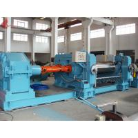 """High hardness Ø26""""x80"""" Electric Two Roll Rubber Mixing Mill With Cooling water Manufactures"""