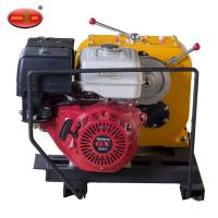 ZJM8Q 8 Tons Cable Winch With Honda Engine For Lifting Equipment Manufactures