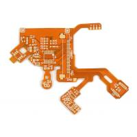 Buy cheap Flexible Multilayer Printed Circuit Board W/1-12 Layer Polyimide Material from wholesalers