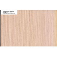 Quality Furniture Engineered Wood Veneer Sliced / White Oak Veneer Sheets for sale