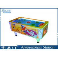 Buy cheap Game Center Kids Coin Operated Game Machine Air Hockey Table from wholesalers