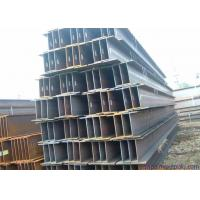 JIS G3192 Standard Steel H beam Welded For Building Structure Manufactures