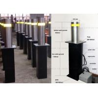 Automatic Parking Posts Hydraulic Security Bollards Stainless Steel Bollards For Vehicle Control Manufactures