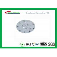 Electronic Aluminum PCB Manufacturer for LED lighting White Solder Mask Rould PCB Manufactures