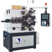 Six Axes Spring Coiling Machine Wire Dimater 6.0mm Spring Coiler Equipment Manufactures