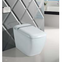 THB818 One piece Intelligent Smart Toilet with warm seat auto open and close Manufactures