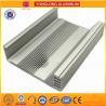 Heat Insulating Aluminum Heatsink Extrusion Profiles Environment Protected Manufactures