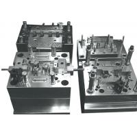 China Heat Treated Injection Mould Parts , Cylinder Driven Production Plastic Moulding Die Design on sale
