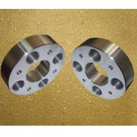Precision Stainless Steel CNC Machined Parts , Hot Galvanized Surface