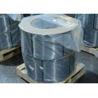 Cold Drawn Carbon Steel Wire , Mattress Spring Wire Standard ISO 8458 Manufactures