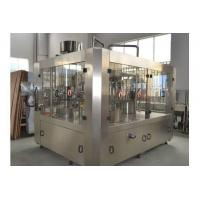 Fizzy Drink Production Line Bottling Machine 6000 BPH-12000 BPH CE Certificate Manufactures
