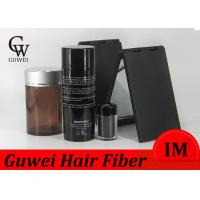 12 Colors Plus Mens Hair Thickening Powder Salon Used Hair Loss Fibers FDA Approved Manufactures