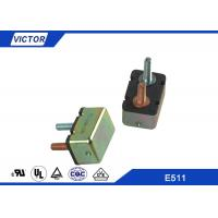 Fuse Protection Miniature Circuit Breaker In Automotive Thermal Protector Manufactures