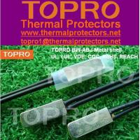 Bimetal BW 9700 Motor Thermal Protector for Electrical Heaters BW-ABJ Manufactures