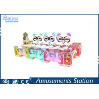 Fashion Design Amusement Game Machines Multiple Players Ball Rolling Music Play Manufactures