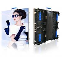 China Indoor P4 LED Video Wall Rental 1R1G1B SMD 2121 Constant Drive Wide Viewing Angle on sale