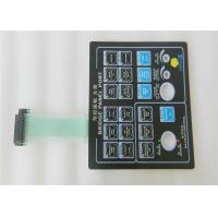 Led Window Embossed Metal Dome Membrane Switch for Industry Machine Manufactures