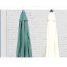 Buy cheap Aluminium Alloy Pole outdoor garden umbrella /sun umbrella garden / fabric from wholesalers