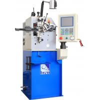 Automatic Spring Coiling Machine With Control Panel Manufactures