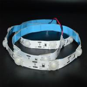 Low power 3030 led focus light welcro led light strip bed led motion sensor led strip light with high quality lens Manufactures