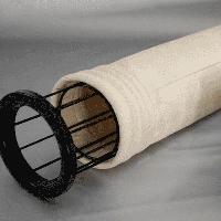 Homopolymer acrylic felt filter bag Manufactures