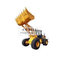 LW500KN Strong Structure Wheel Loader Construction Machinery With Original Wheel Loader Spare Parts Manufactures