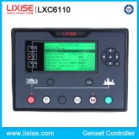 Control Panel Generator Accessories In Monitoring System Of A Single Diesel Genset Manufactures