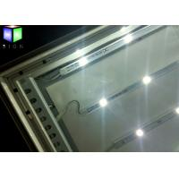 Quality Business Slim LED Light Box Display Aluminum Waterproof For Shop Front Name for sale