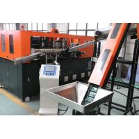 Fully Automatic /Automated 500ml Plastic blow molding machine 4-8 Cavity For Drinking Bottled Water Manufactures
